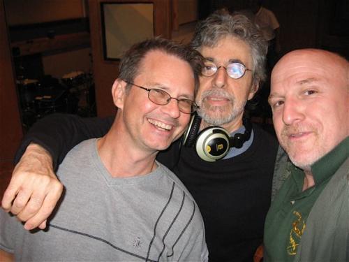 Mugging with Mike Manieri  Adam Nussbaum