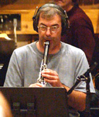 Rex Wertz on Clarinet - Here We Are