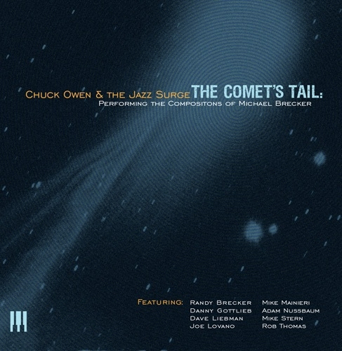 The Comet's Tail CD Cover
