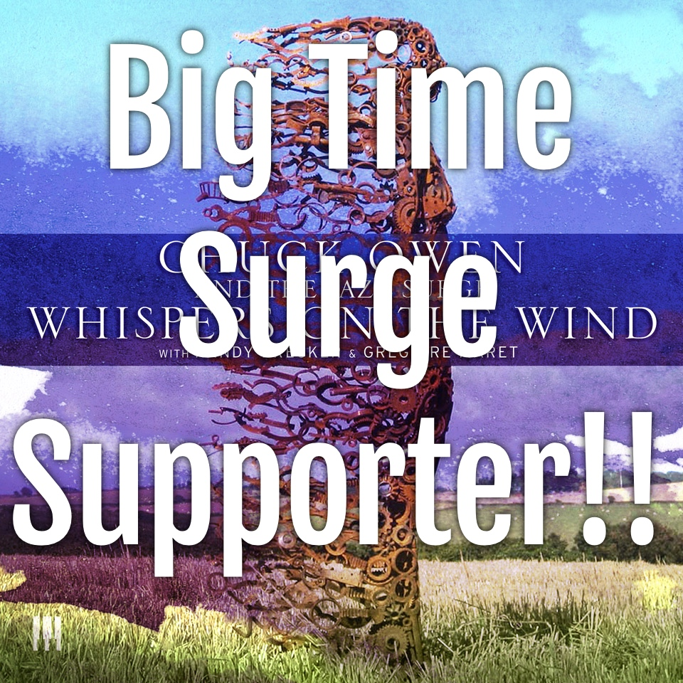 Big Time Surge Supporter!!